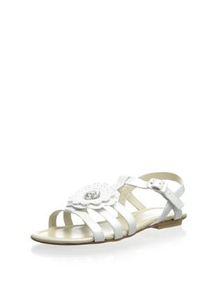 67% OFF Ciao Bimbi Kid's Ankle-Strap Sandal (Vit.Perlato Bianco)