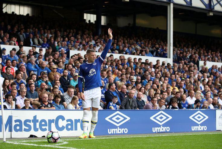 Everton v Stoke City - Premier League - Pictures