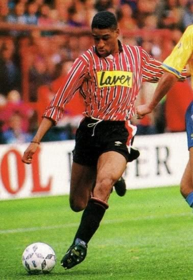 This Day In Football History: 15 August 1992 - Deane For A Day