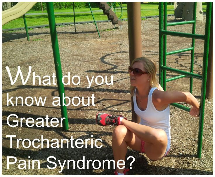 Greater trochanteric Pain Syndrom