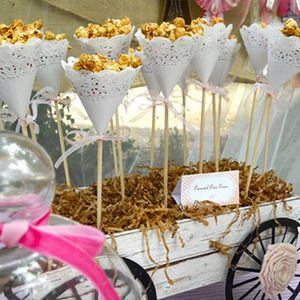 #decoración de #fiestasinfantiles y #cumpleaños con blondas #manualidadesparadecorar #ideasoriginales #charhadas