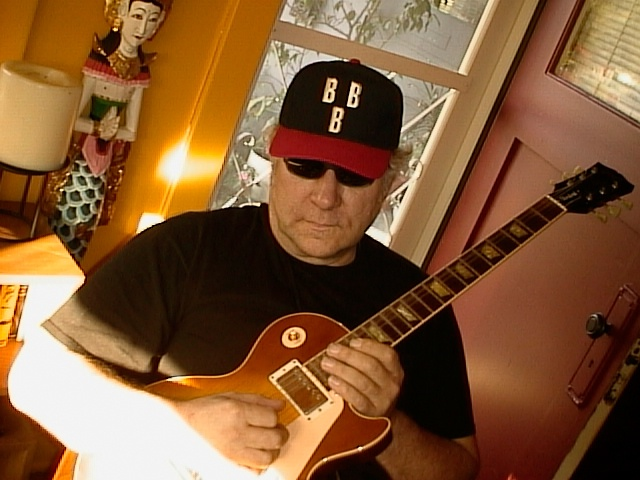 Gashouse Dave , A bluesman and writer. We bounded at Summer Of The Stars for two summers in Cape Cod .