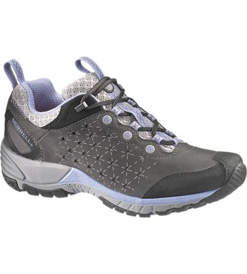 Merrell Women's Avian Light Leather  The best balance between foot protection and surface speed, the Avian Light Leather fires on all cylinders. Gorgeous waterproof nubuck/mesh uppers hunker down to a solid hiking platform with Merrell QForm® Comfort, durable cushioning and 3.5 mm lugs.