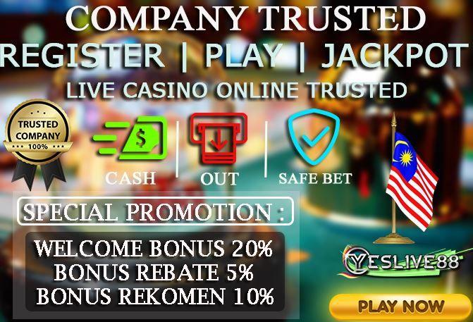 Company Yeslive88 Malaysia Casino Online Casino Slots Games