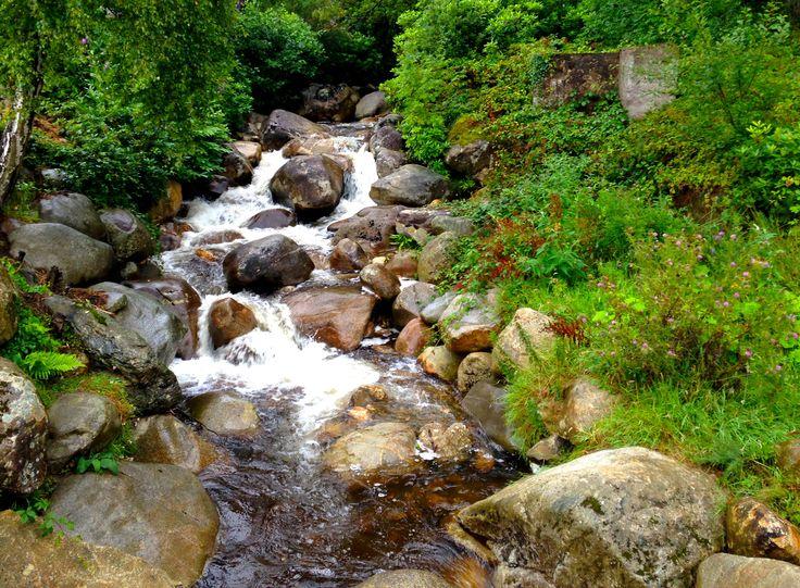 Wicklow Way - Day 1, Iron Bridge to Glenmalure