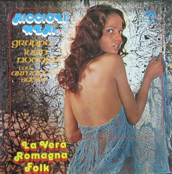 La Vera Romagna - Riccioli Neri (Vinyl, LP, Album) at Discogs