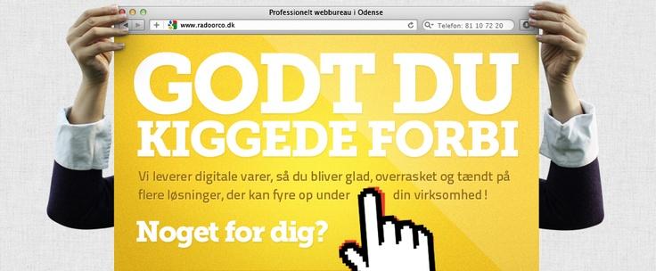 Webbureau i Odense - webudvikling, design, konceptudvikling, apps m.m.
