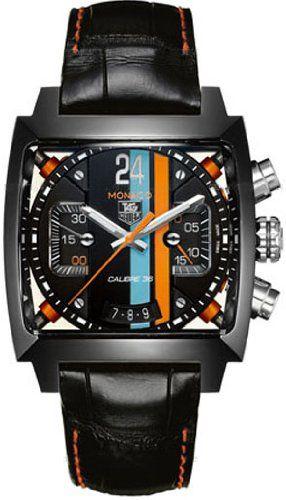 Tag Heuer Monaco 24 Men's Watch CAL5110.FC6265