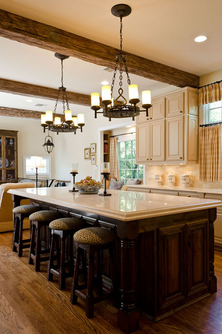 French country kitchens - Terrell Hills French Country Kitchen Love Everything