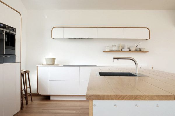 Retro Contemporary Kitchens Inspired by Vintage Classics Photo