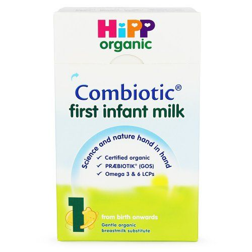 HiPP Organic- Organic First Infant Milk Stage 1 (From Birth Onwards) HiPP Organic http://www.amazon.com/dp/B004TEVU52/ref=cm_sw_r_pi_dp_i36Otb0J1712627P