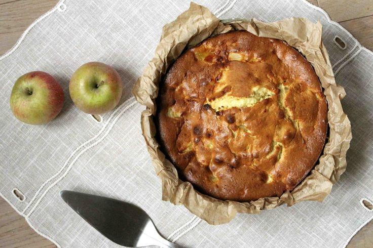 Apple and orange tea cake | Coukine