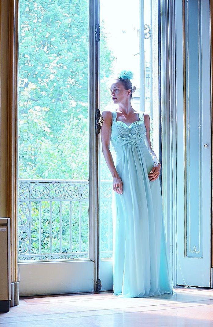 Tiffany Collection Wedding dressses Novias Milan Italy Couture TEL (39)0276013113