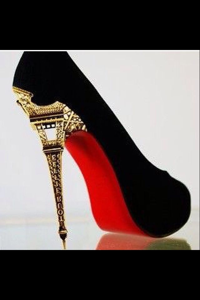 There are 2 tips to buy these shoes: high heels black high heels eiffel  tower black beautiful heels pumps black pumps platform platform high heels  platform ...
