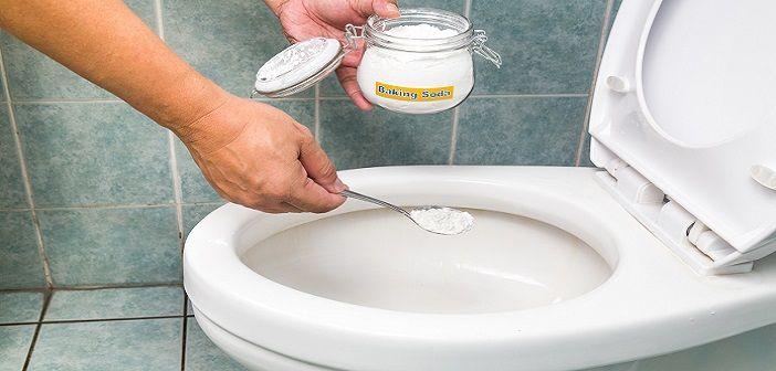 İki Doğal Malzeme İle Tuvaletinizi Parlatın