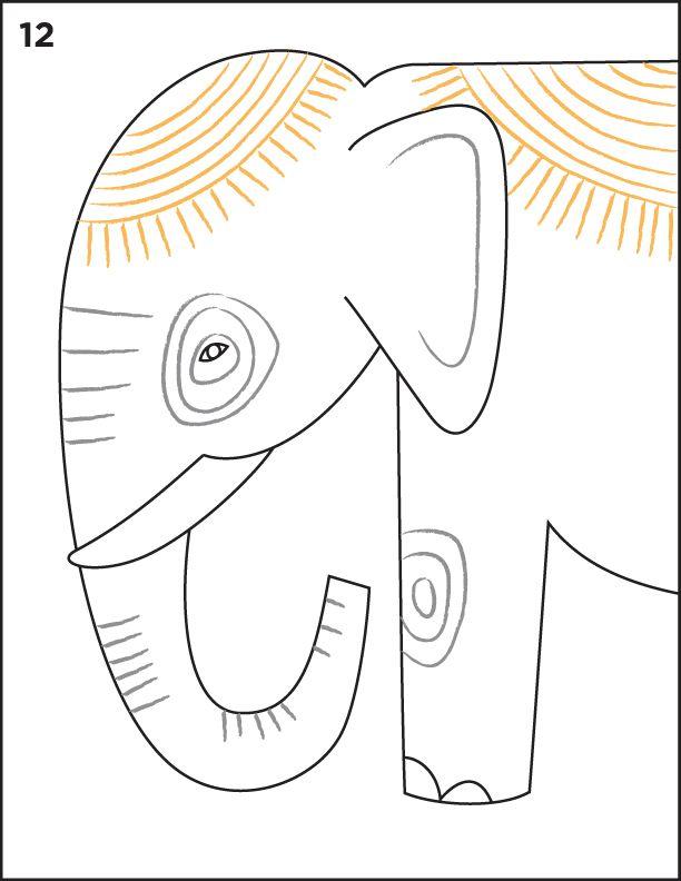Kunstprojecten voor kinderen: tekenen handleiding
