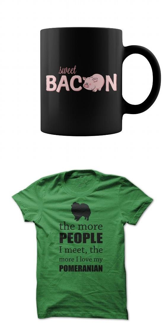 Sweet Bacon Mug