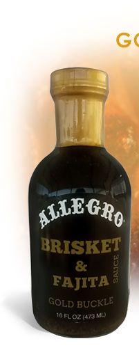 Allegro Marinade - Brisket & Fajita Sauce