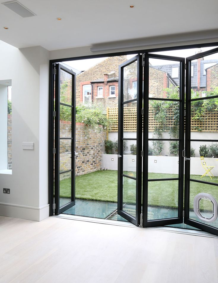 Best 25 aluminium windows ideas on pinterest polished for Aluminum french doors