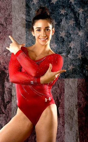 Aly Raisman from 2016 U.S. Olympic Portraits  Gymnast