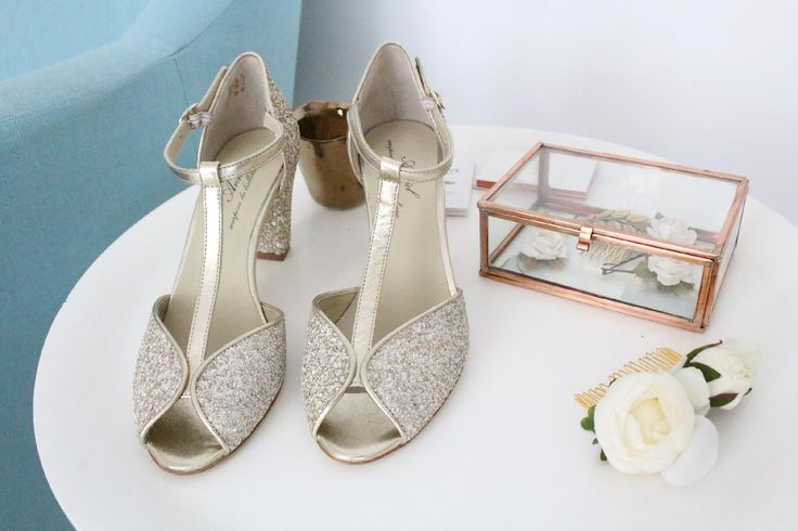 Olympe Mariage - Collection Chaussures