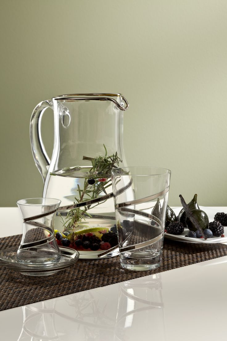 Bernardo Fashion Kadeh Seti / Glass Set #bernardo #tabledesign #glass