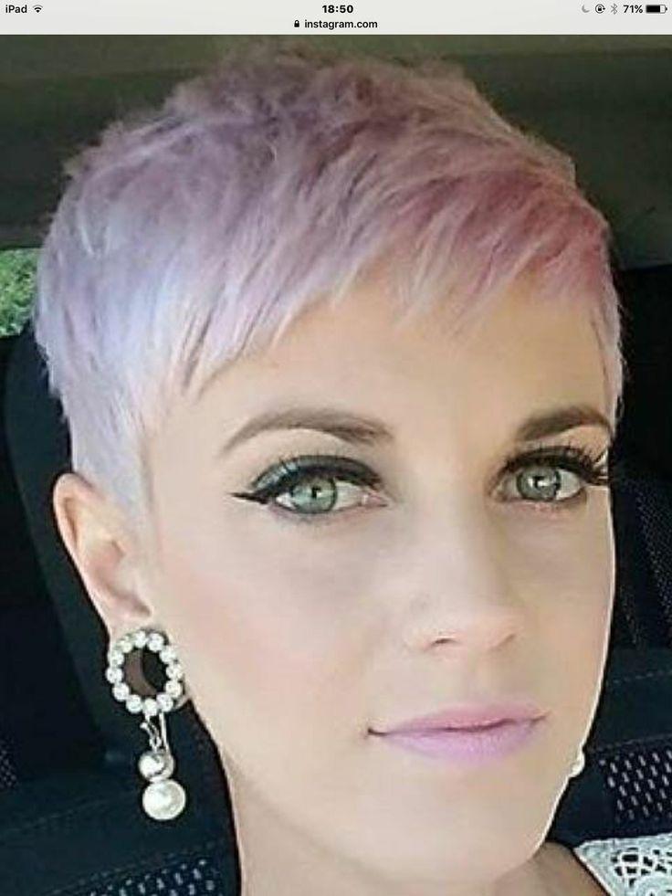 coupe courte pour femme blonde