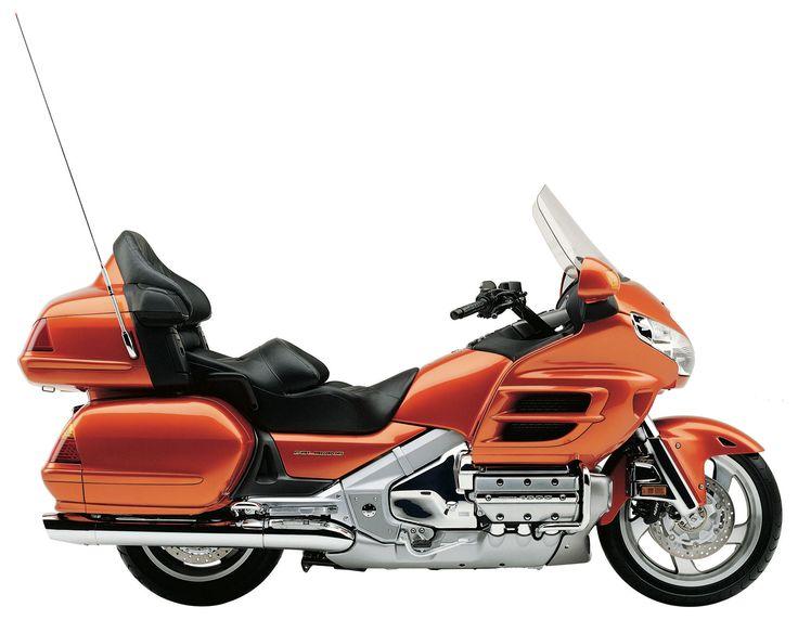 2002 Honda GL1800 Gold Wing
