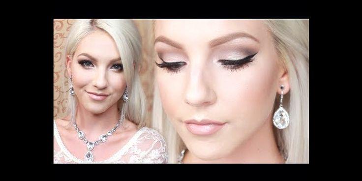 Super Beautiful Bridal Makeup Video Tutorial!