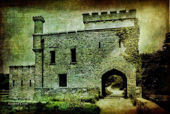 Radford Castle, Hooe
