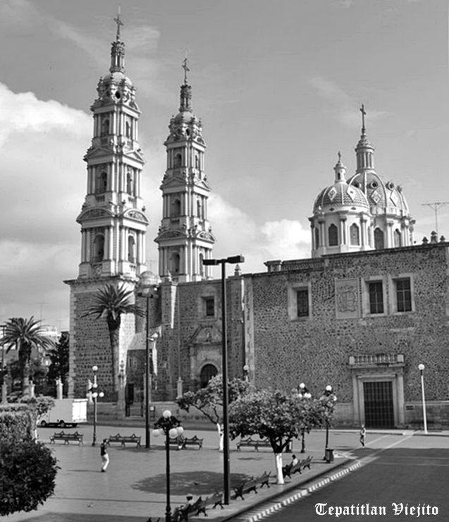 Parroquia de San Fransisco de Asis en Tepatitlan Jalisco Mexico