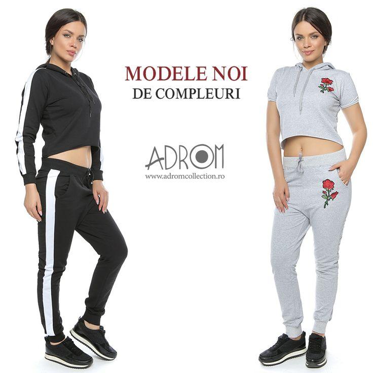 Cumpără pentru magazinul tău noile modele de compleuri marca Adrom Colection. Detalii și comenzi: http://www.adromcollection.ro/23-compleuri