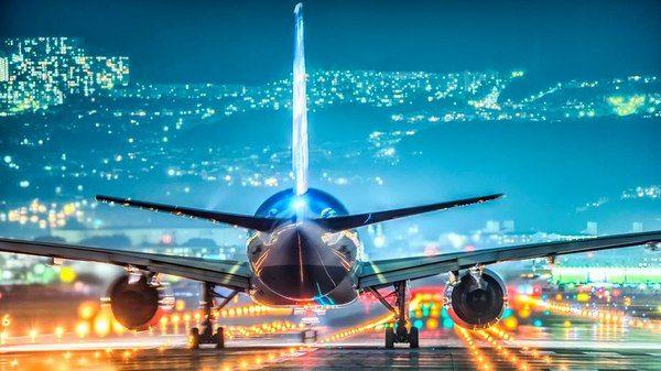 Аэропорт Осака, Япония.
