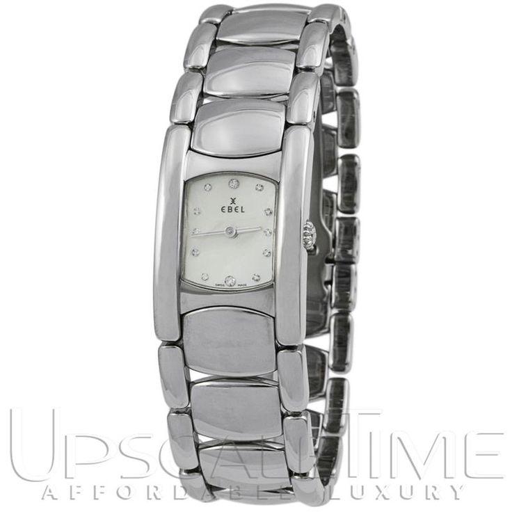 Ebel Beluga Manchette Women's Watch 9057A21/9950