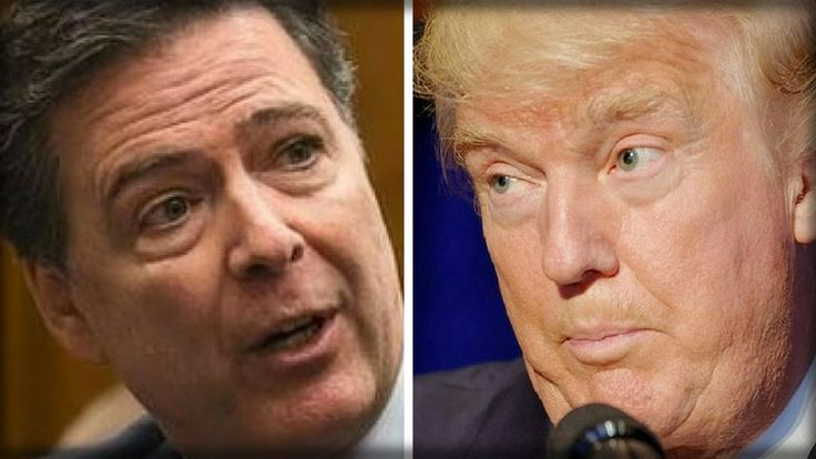 TRUMP JUST GAVE JAMES COMEY THE BEST NEWS EVER AND INSTANTLY LIBERALS EV...