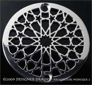 Designer Drains - Architecture Moresque 2