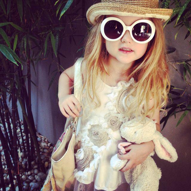 mini fashionista #SibellaCK