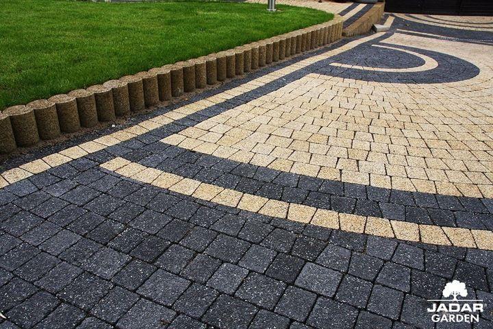Arco Kostka Brukowa Jadar Polbruk Bruk Bet Kielce 7669483408 Oficjalne Archiwum Allegro Garden Paths Sidewalk