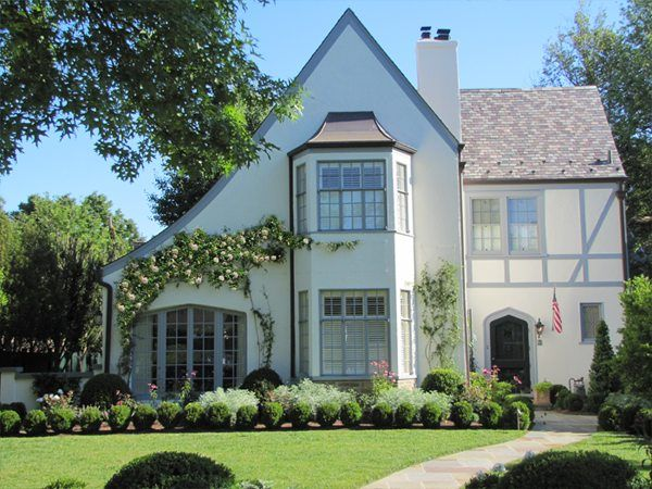 23 best tudor images on pinterest exterior homes my - Tudor revival exterior paint colors ...