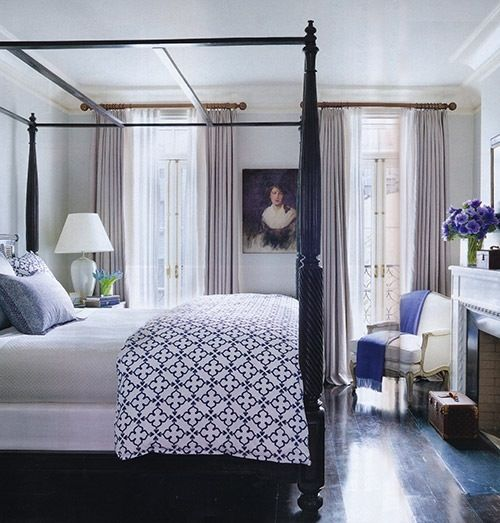 : Window Draping, Brooks Shield, Guest Bedrooms, Bedrooms Design, Design Bedrooms, Master Bedrooms, Canopies Beds, Four Poster Beds, Neutral Bedrooms