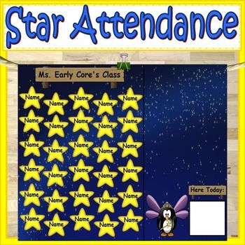 Free. This attendance board is a great addition to your morning routine. The PowerPoint file is editable. Add your students names to the attendance board, then use them for your morning routine.