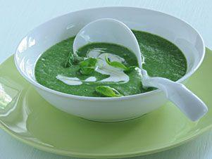 Špenátová polévka — Kluci v akci — Česká televize