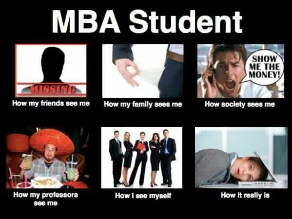 MBA Student