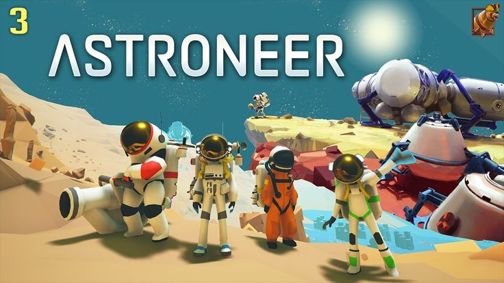 Astroneer ► Как скрафтить машину и где взять титан?
