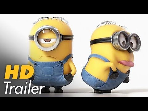 MINIONS Filmclip FURZ Deutsch German (2015) - YouTube