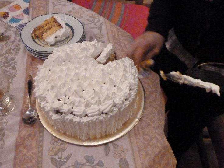 Dulces Tentaciones & Cookies Express.Tortas caseras a pedido: torta clàsica