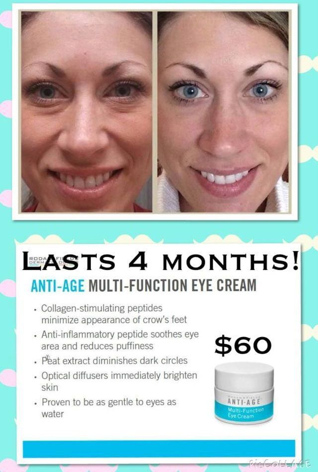 Multi-Function Eye Cream giveaway  ($60 value)