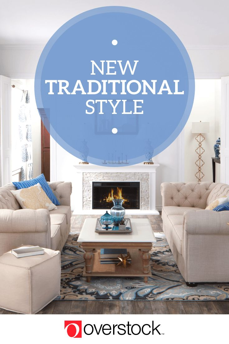 New Traditional: An Updated Home Decor Classic