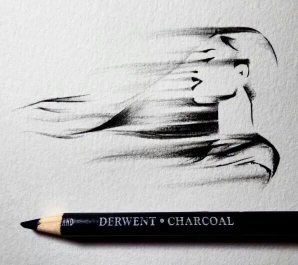 25 best ideas about charcoal drawings on pinterest for Pencil sketch ideas