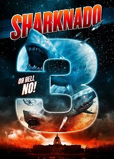 New Details and Artwork for Sharknado 3